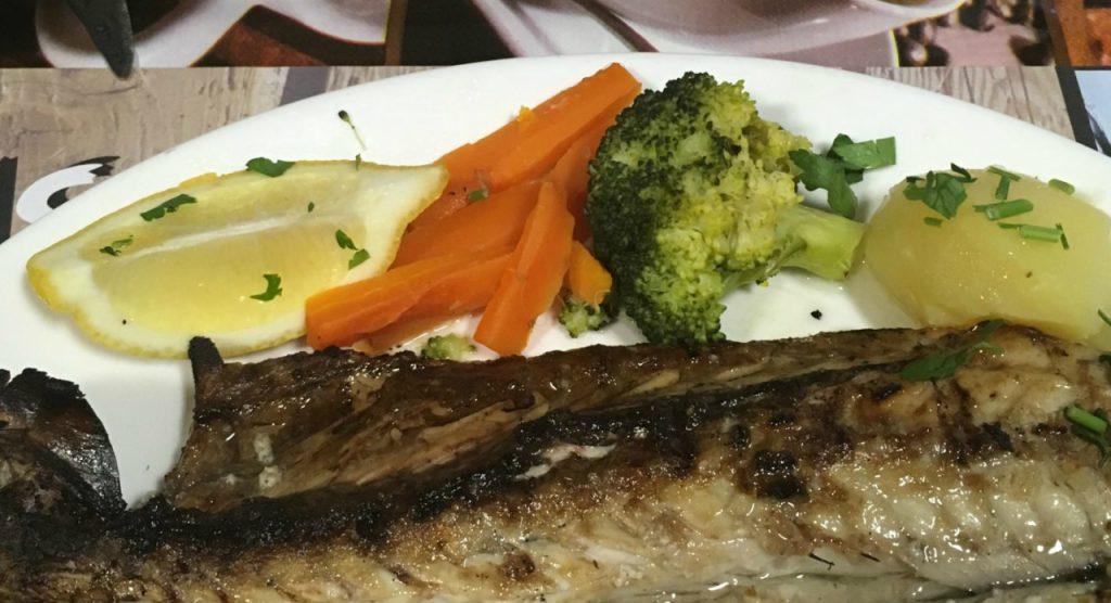 Manger du poisson frais en Algarve