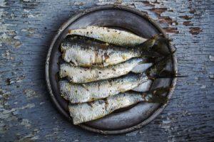 Sardines grillées Portugal