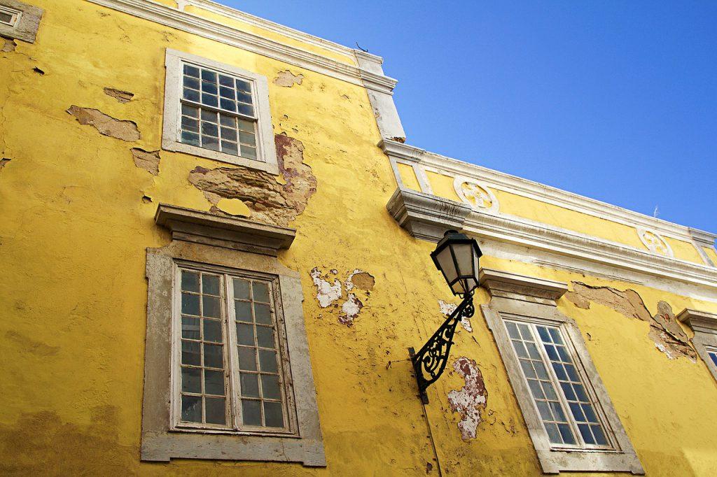 Faro visiter le centre historique