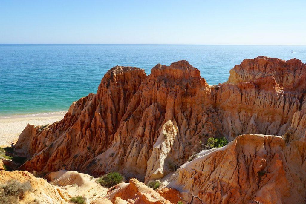 Visiter l'Algarve au sud du Portugal