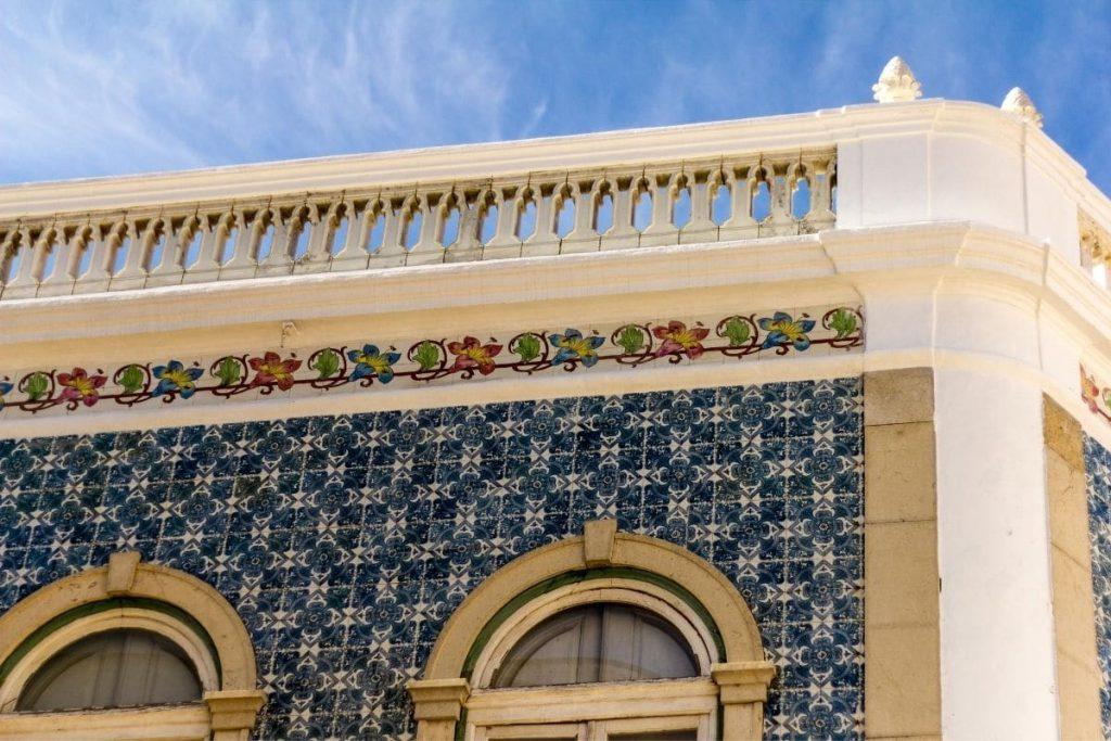 Carrelage azulejos Portugal
