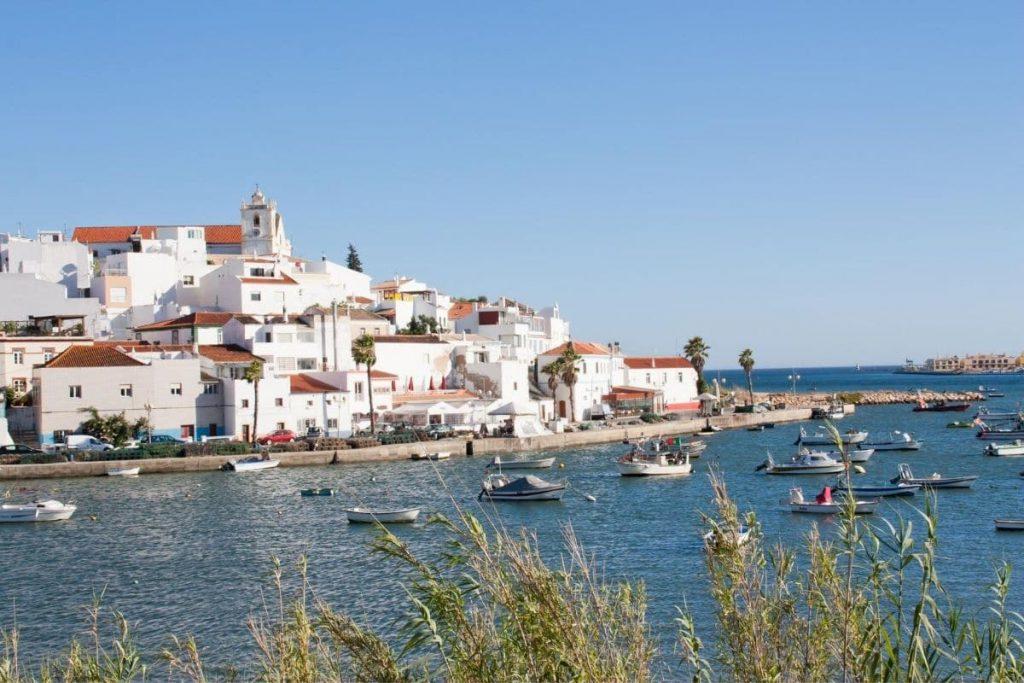Ferragudo portugal algarve