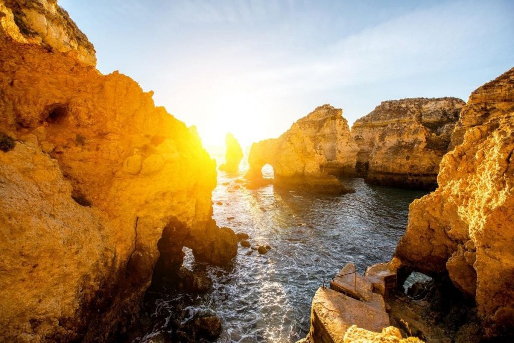 Visiter Lagos en Algarve Portugal