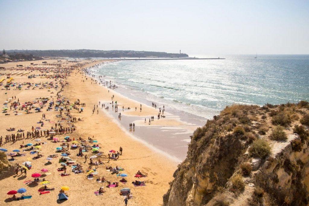 Portimao plages détente