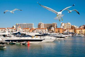 Vilamoura, charme de l'Algarve Portugal